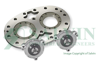 VALVE PLATE ASSEMBLY FOR MODELS 5H40-120A