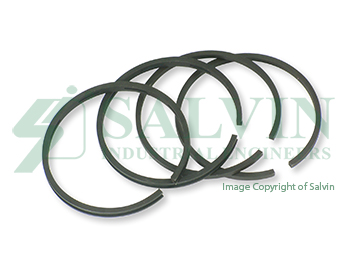 Piston Ring Set - 0974160
